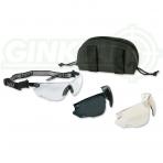 Apsauginiai akiniai Bolle Combat keičiamais stiklais