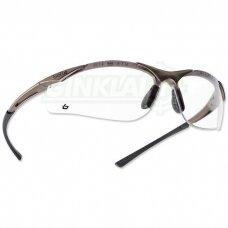 Apsauginiai akiniai Bolle Contour skaidrūs