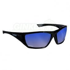 Apsauginiai akiniai Bolle Hustler mėlyni poliarizuoti