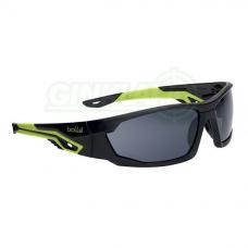 Apsauginiai akiniai Bolle Mercuro juodi