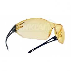 Apsauginiai akiniai Bolle Slam geltoni