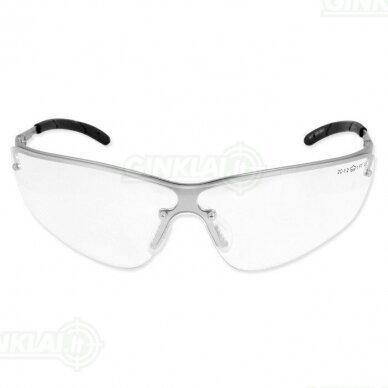 Apsauginiai akiniai Bolle Silium skaidrūs 3