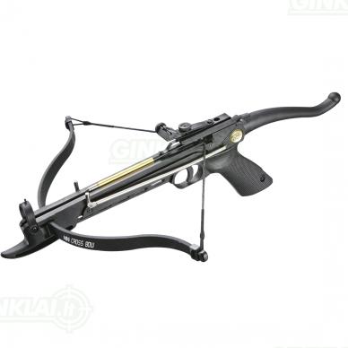 Arbaletas pistoletas Man Kung MK-80 Plastic 80lbs