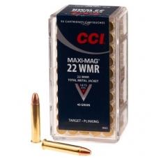 CCI 22WMR MAXI-MAG 2,59 g, 50 vnt.
