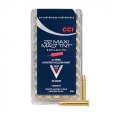 CCI 22WMR MAXI-MAG TNT 1,94 g, 50 vnt.