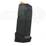 Dėtuvė Glock 26 Gen5 9x19, 12 šovinių oranžinis tiektuvas