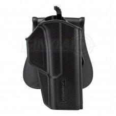 Dėklas pistoletui Glock 17, 19, 19 Gen4, 19X, 18C, 22 Gen4, 3 Umarex Mod. 2