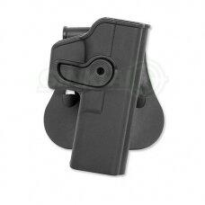Dėklas pistoletui Glock 17/22/28/31/34 IMI Defense Roto Paddle