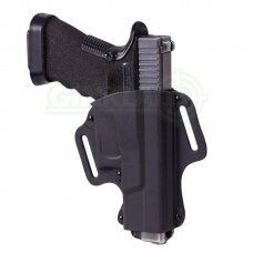 Dėklas pistoletui Glock 19 Helikon Ambidextrous OWB