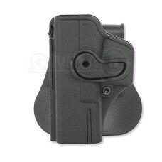 Dėklas pistoletui Glock 19/23/25/28 IMI Defense Left Roto Paddle kairės pusės