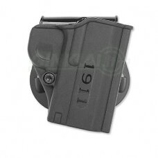 Dėklas pistoletui for 1911 .45 ACP IMI Defense One Piece Paddle Holster