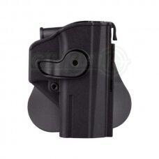 Dėklas pistoletui IMI Defense Polymer Retention Paddle Holster for CZ P-07, IMI-Z1460