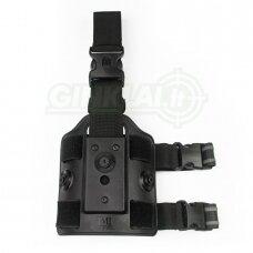 Dėklas pistoletui IMI Defense Tactical Drop Leg Platform Z2200