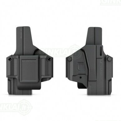 Dėklas pistoletui Glock 26 MORF X3 IMI Defense IMI-Z8026