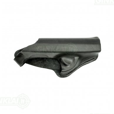 Dėklas pistoletui odinis ant diržo MAKAROV