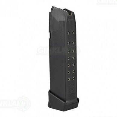 Dėtuvė Glock 17 9x19, 19 šovinių