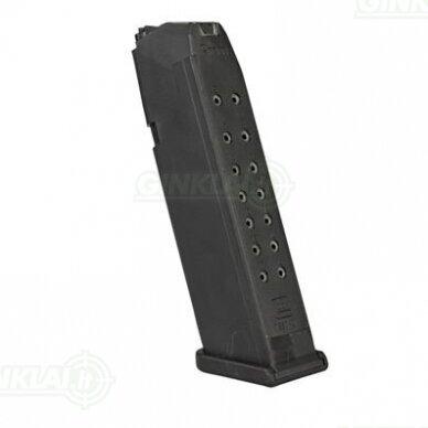 Dėtuvė Glock 17 9x19, 17 šovinių