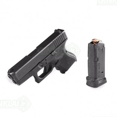 Dėtuvė Magpul Glock 26 9x19 12 šovinių 8