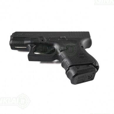 Dėtuvė Magpul Glock 26 9x19 12 šovinių 9
