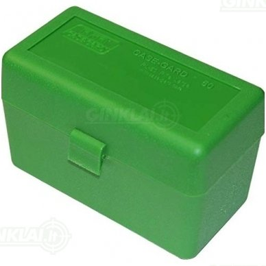 Dėžutė šoviniams MTM RM-50 .308 2