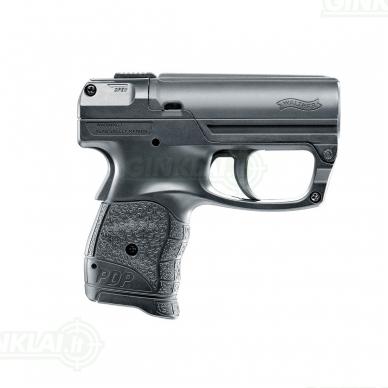 Dujinis pistoletas su įstatomu dujiniu balionėliu Walther PDP 3