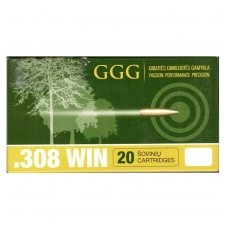 GGG .308 Win. HPBT 155gr/10,04g