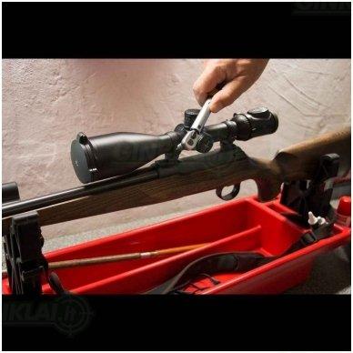 Ginklų valymo stovas MTM gun cleaning kit 3