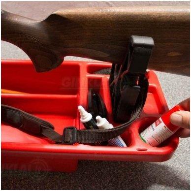 Ginklų valymo stovas MTM gun cleaning kit 4