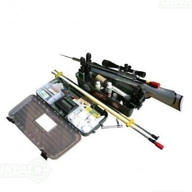 Ginklų valymo stovas MTM Shooting Range Box
