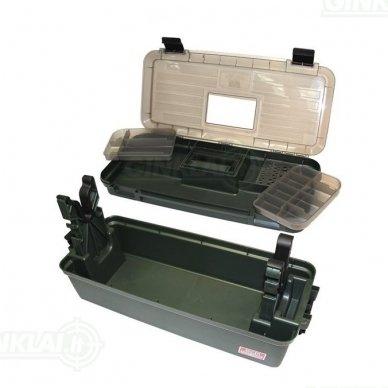 Ginklų valymo stovas MTM Shooting Range Box 3