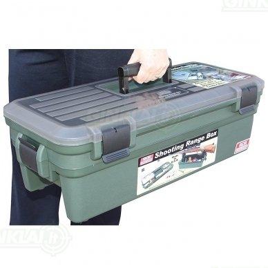 Ginklų valymo stovas MTM Shooting Range Box 6