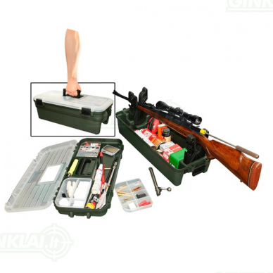 Ginklų valymo stovas MTM Shooting Range Box 2