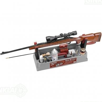 Ginklų valymo stovas Tipton Gun Butler 2