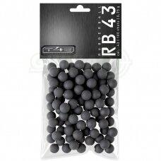 Guminiai šratai Rubberballs Prac-Series .43 kal. T4E 100 vnt.