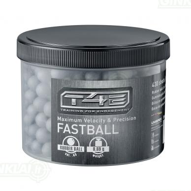 Guminiai šratai Fastball .43 kal. T4E 430 vnt.
