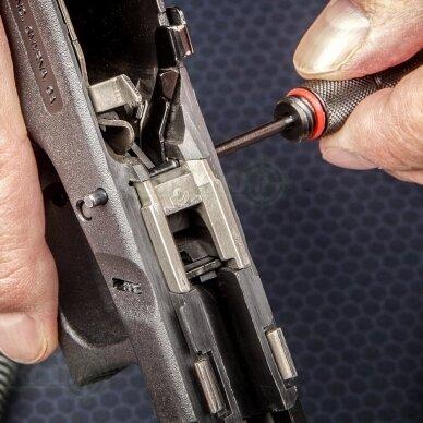 Įrankis Real Avid 2 in 1 Tool for Glock AVGLOCK21 12