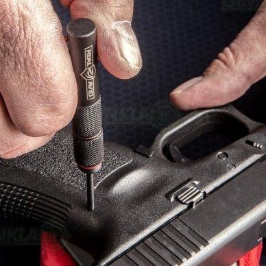 Įrankis Real Avid 2 in 1 Tool for Glock AVGLOCK21 14