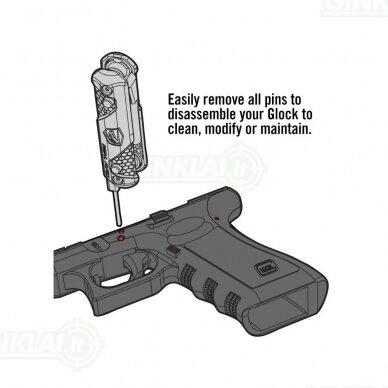 Įrankis Real Avid  4 in 1 Tool for Glock AVGLOCK41 10