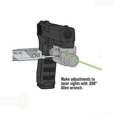Įrankis Real Avid  4 in 1 Tool for Glock AVGLOCK41 11