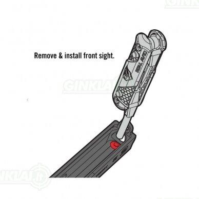 Įrankis Real Avid  4 in 1 Tool for Glock AVGLOCK41 12