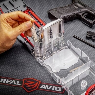 Įrankis Real Avid Gun Boss Multi Kit AVMICROAR15 7