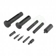 Kaiščių rinkinys Strike Industries Lower Receiver Pin Kit for AR-15 AR-LRPK