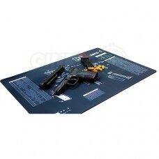Kilimėlis TekMat Rex Zero 1 39x60 cm