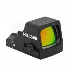 Kolimatorinis taikiklis Holosun HS507K X2 Open Reflex SubCompact Pistol Sight