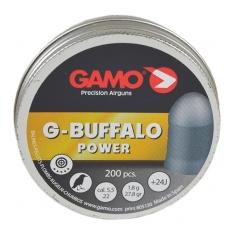Kulkelės Gamo G-BUFFALO 5.5mm, 200 vnt.