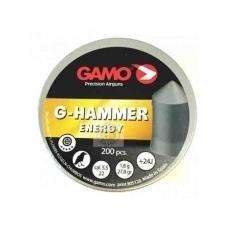 Kulkelės Gamo G-HAMMER 5.5mm, 200 vnt.