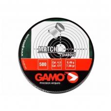 Kulkelės Gamo MATCH 4,50 mm, 500 vnt.