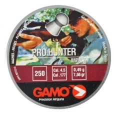 Kulkelės Gamo PRO HUNTER 4,5 mm, 250 vnt.