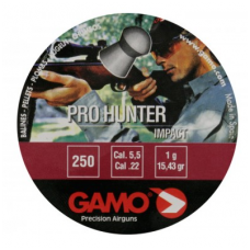 Kulkelės Gamo PRO HUNTER 5.5mm, 250 vnt.