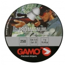 Kulkelės Gamo PRO MAGNUM 5.5mm, 250 vnt.